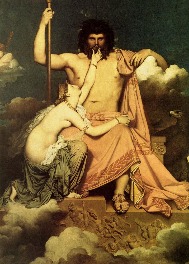 an analysis of greeks god zeus