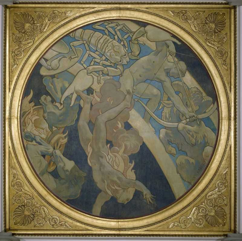 the mythology of the phaethon and the son helios in the greek mythological history Was a hero in greek mythology who was renowned for his strength and courage phaethon son of helios who died while riding his father's golden chariot.