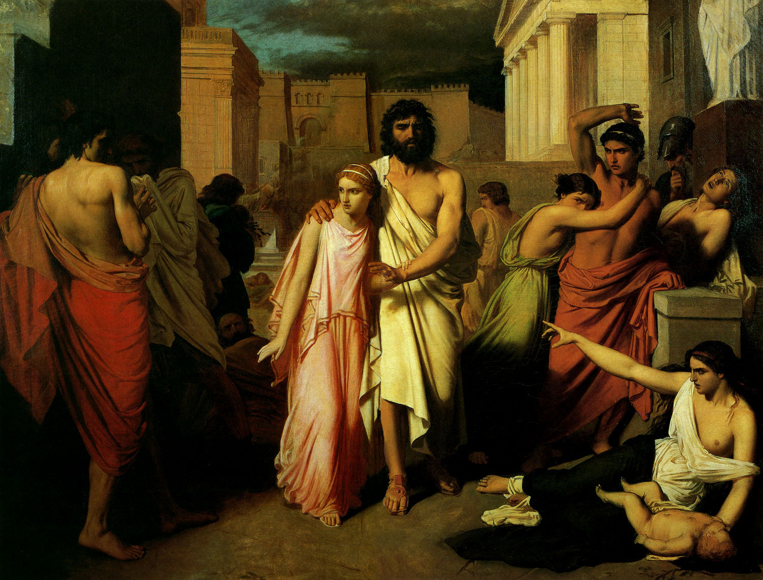 an analysis of oedipus and socrates