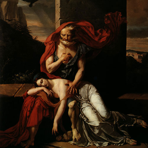oedipus the cursed man The added prophecy that oedipus would lie with his mother and produce cursed offspring is a result of jocasta's attempt to cheat fate oedipus is really an innocent victim of fate again fate is seen when the messenger brings news that polybus has died a natural death.